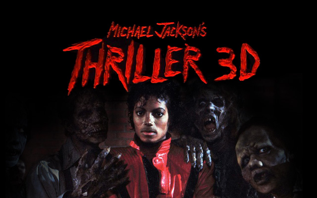 thriller 3d