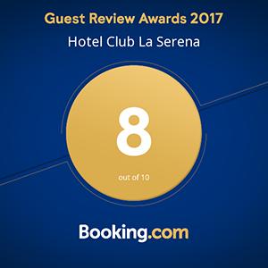 Booking Awards 2017