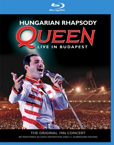 Queen: Hungarian Rhapsody - Live In Budapest 1986 (2012) DTS-j/C [BDrip 1080p]