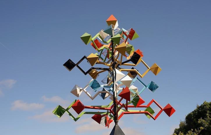 Manrique_wind_toy_Lanzarote