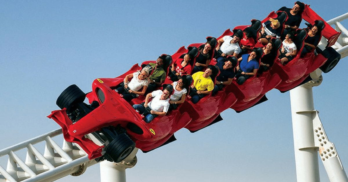 Ferrari World One Day Pass