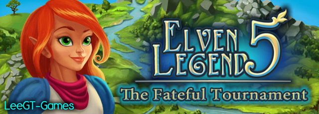 Elven Legend 5: The Fateful Tournament [Beta Version]
