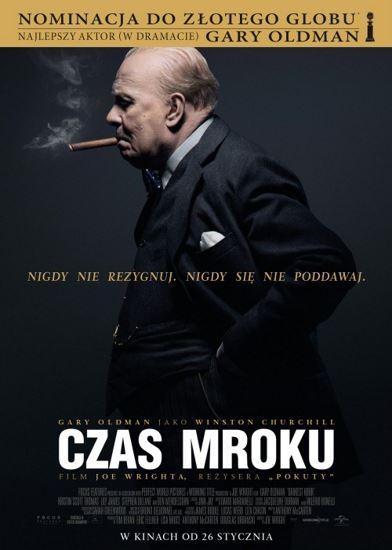 Czas mroku / Darkest Hour (2017) PL.BRRip.XviD-GR4PE | Lektor PL