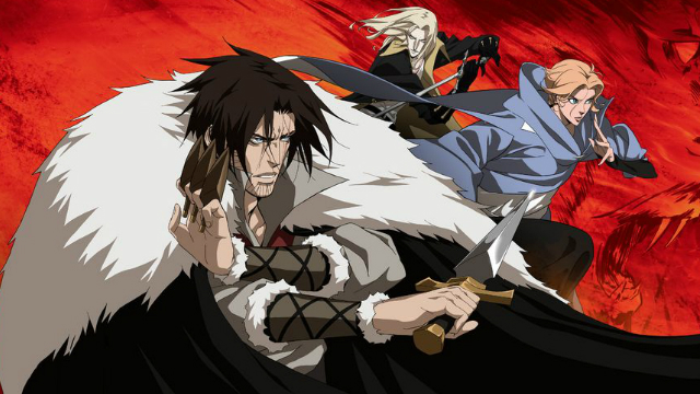 Season One Of Netflix's CASTLEVANIA Series Will Be Available For Home Release In December