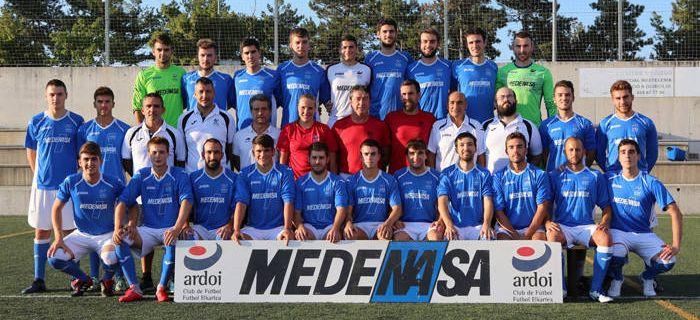 CF Ardoi - Foto: Diario de Noticias