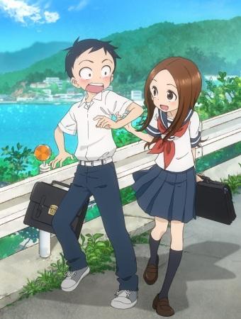 انمي Karakai Jouzu no Takagi-san مترجم