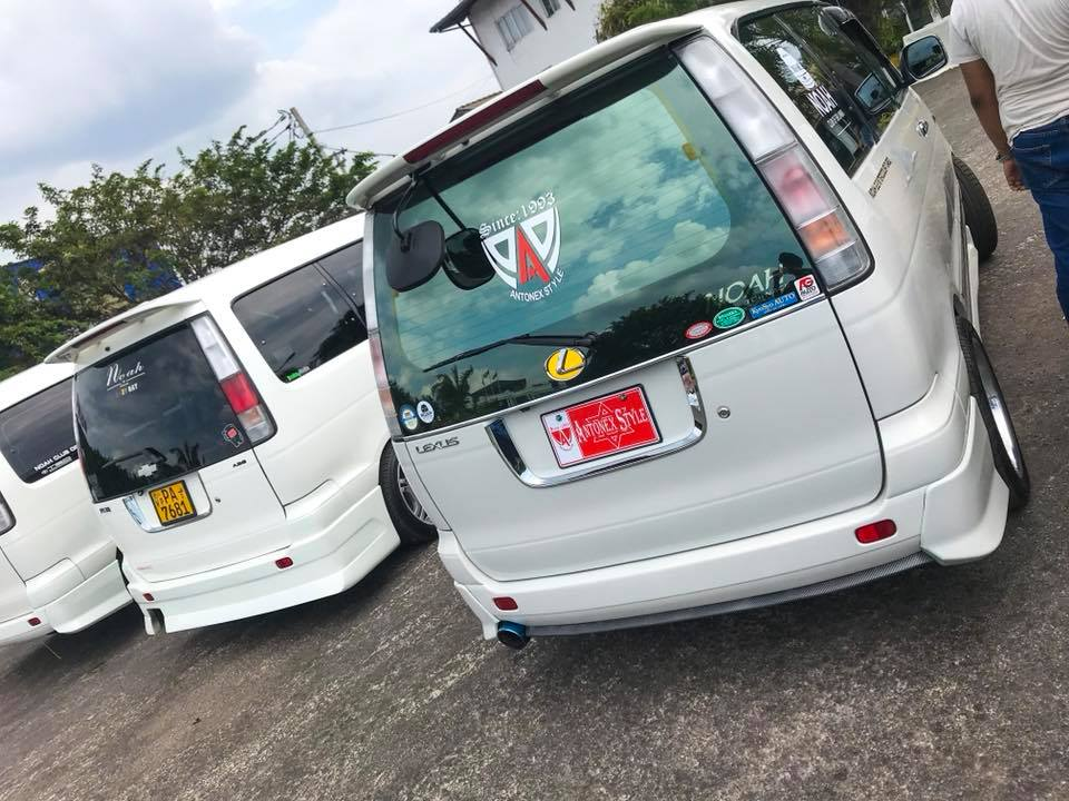 Toyota       Townace       NOAH    club very 1st meetup  ElaKiri Community