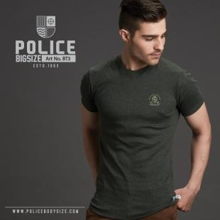 Áo Thun Thái Police, Áo Thun Body Thái Lan Cao Cấp - 12