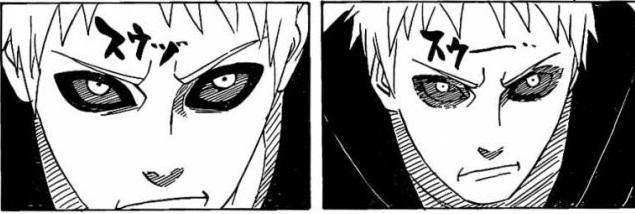Como Gaara manteve seus Poderes depois de Perder a Biju Naruto546_09