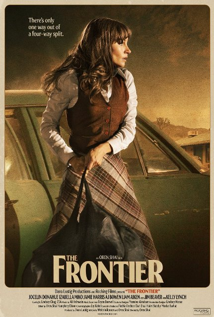 The Frontier (2015) BluRay 1080p 5.1CH x264