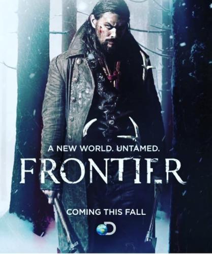 Frontier (Saison 1, 2 et 3 complètes)   AVI - FR
