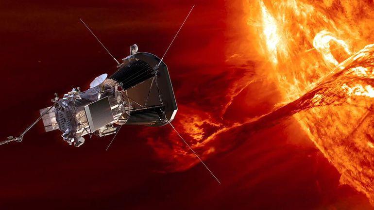 Зонд «Паркер» побил рекорд по близости к Солнцу