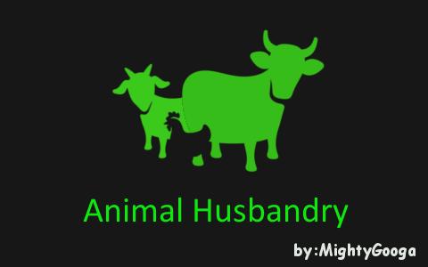 1 0] - Animal Husbandry (SKHardcore and Vanilla)