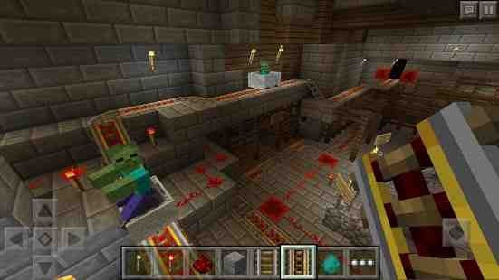 Minecraft - Pocket Edition 1.2.0.81 ( Retail &Mods/2.3+) Apk