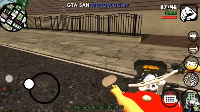 GTA_SA_Brasil_Motovlog_v9_Apk_Data