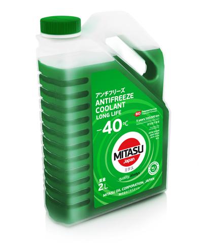 Антифриз MITASU GREEN -40 2л