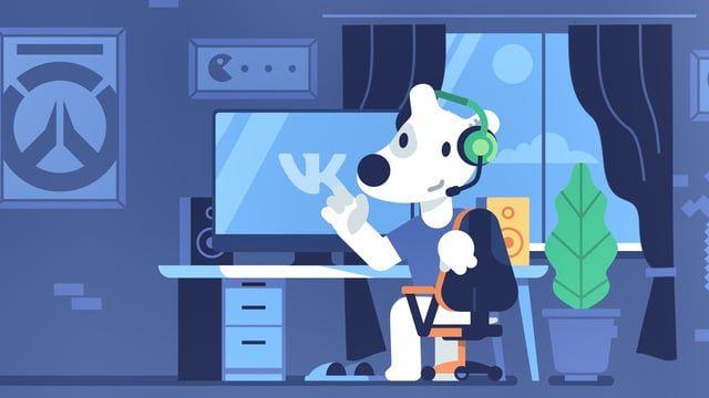 «ВКонтакте» запустила российского конкурента Steam