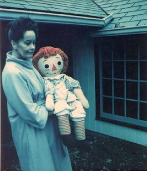Boneka-boneka Terseram Dunia, Nomor 5 dari Indonesia (BAGIAN 1)