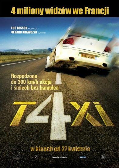 Taxi 4 (2007)  PL.BRRip.Xvid-GR4PE / Lektor PL