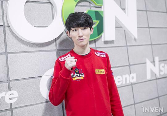 El jugador coreano | Fuente: invenglobal