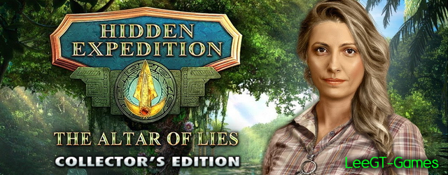 Hidden Expedition 17: The Altar of Lies Collector's Edition [v.Final]