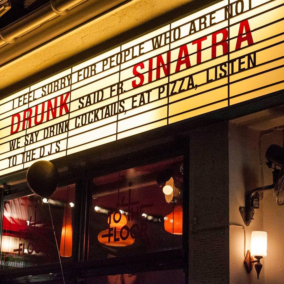 Drunk Sinatra