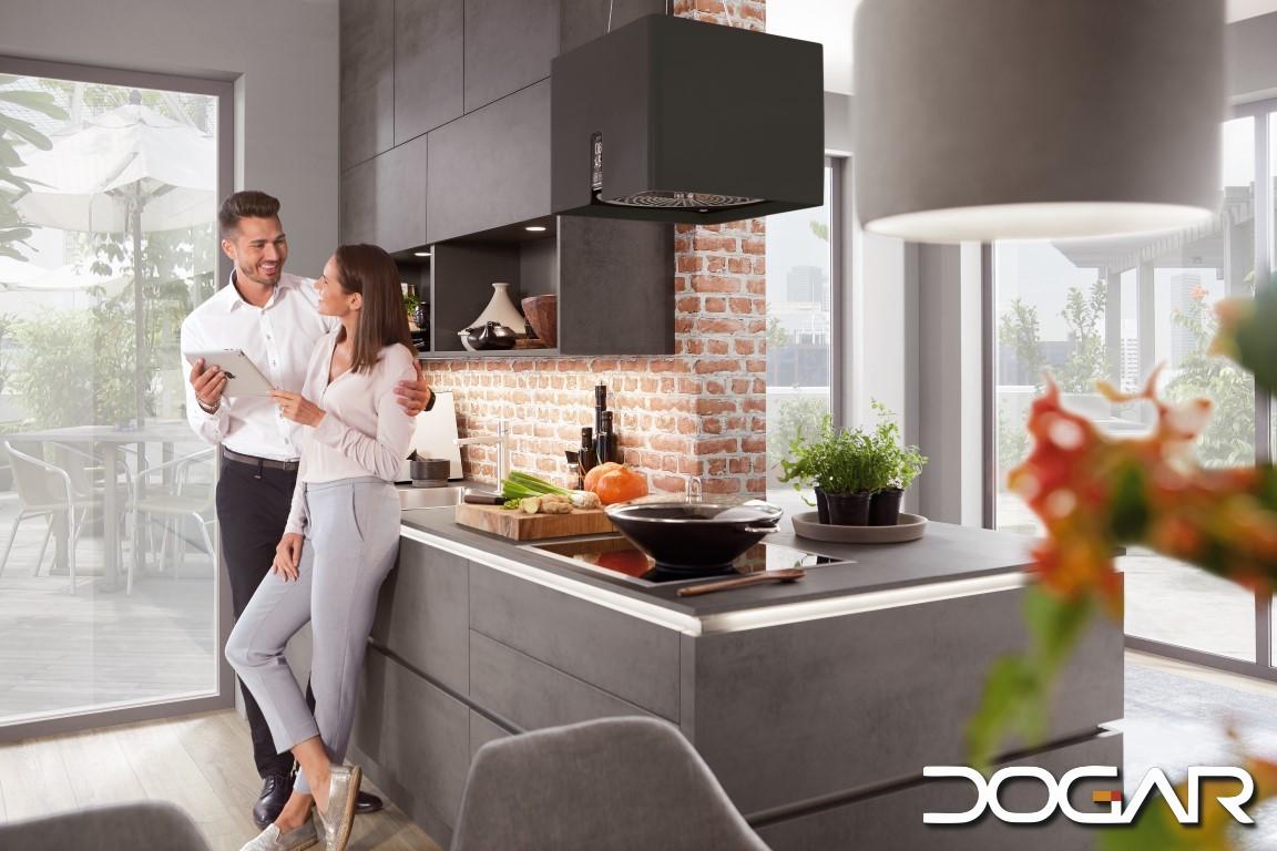 Dogar cocinas especialistas en muebles de cocinas en las for Muebles de cocina alemanes
