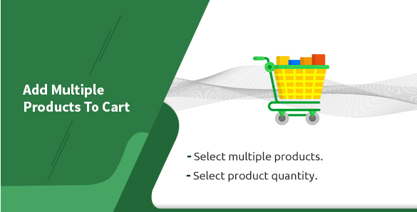add multiple to cart