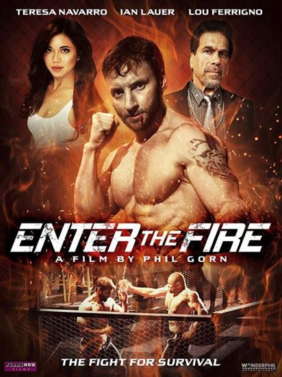 Prosto w ogień / Enter the Fire (2018)  PL.WEB-DL.Xvid-GR4PE / Lektor PL