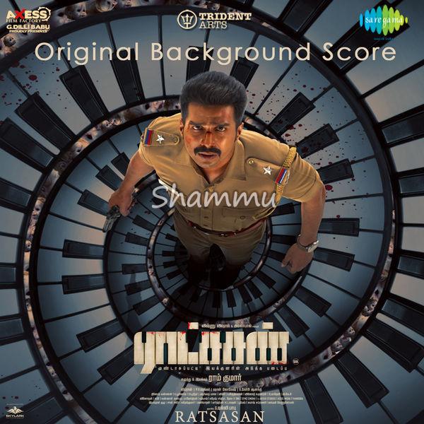 Ratsasan (Original Background Score) (Saregama) [2018-Saavn