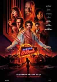 plakat filmu Źle się dzieje w el royale 2018