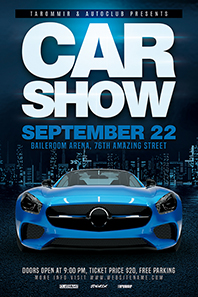 68_Car_Show_flyer