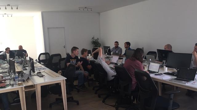 Make developers hard at work