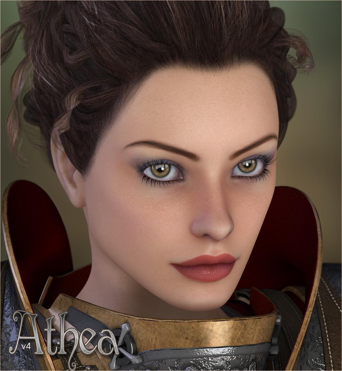Athea – V4 Girl