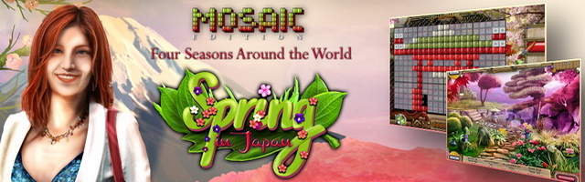 Spring in Japan: Mosaic Edition [Final.v]
