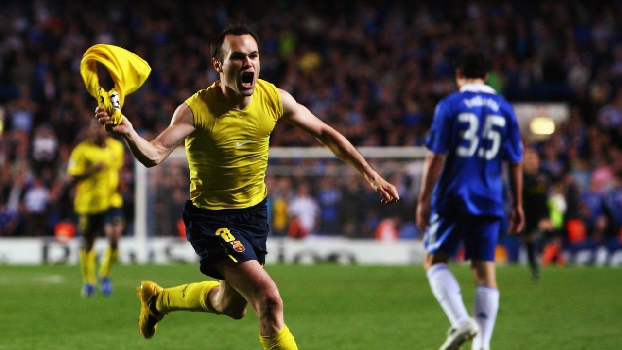 """""""Stamford Bridge: mi gol más importante y la mejor noche de mi carrera"""""""