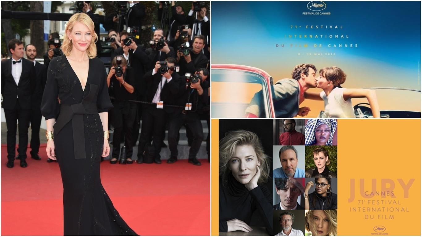POZNATO KAKO ĆE IZGLEDATI ZVANIČNI PLAKAT! Objavljena imena članova žirija ovogodišnjeg Međunarodnog filmskog festivala u Cannesu