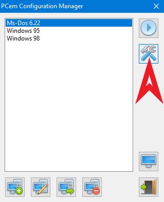 Pcem Ms-Dos 6 22 Windows 95 Plus! Windows 98 Se - Varie