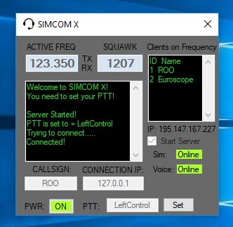 SIMCOM X