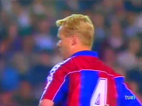 Champions League 1993/1994 - Octavos de Final - Ida - FC Barcelona Vs. Austria de Viena (360p) (Castellano) Vlcsnap-2018-11-12-10h05m28s031