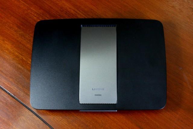 Linksys EA6500 v2 Router Mac