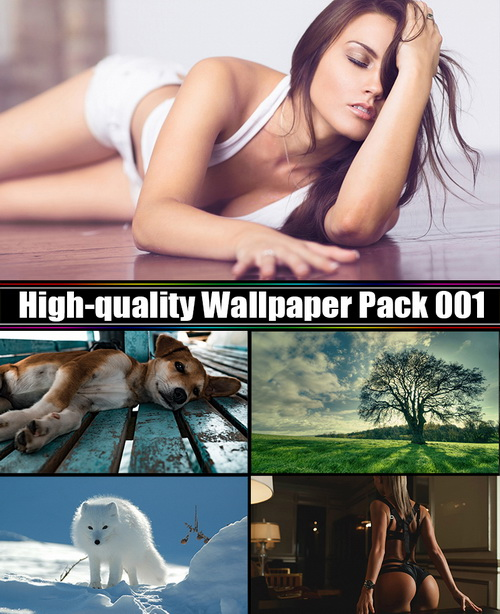 High-quality Wallpaper Pack 1
