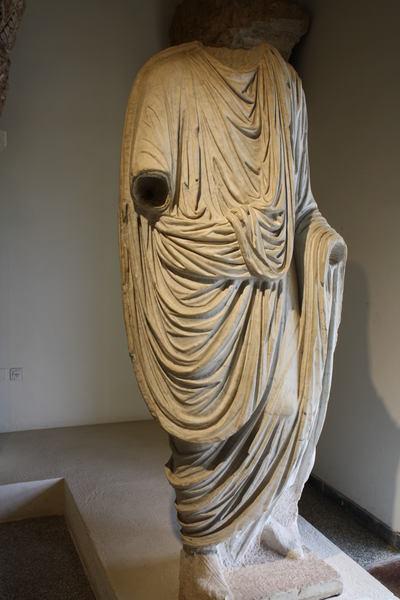 Romano desconhecido
