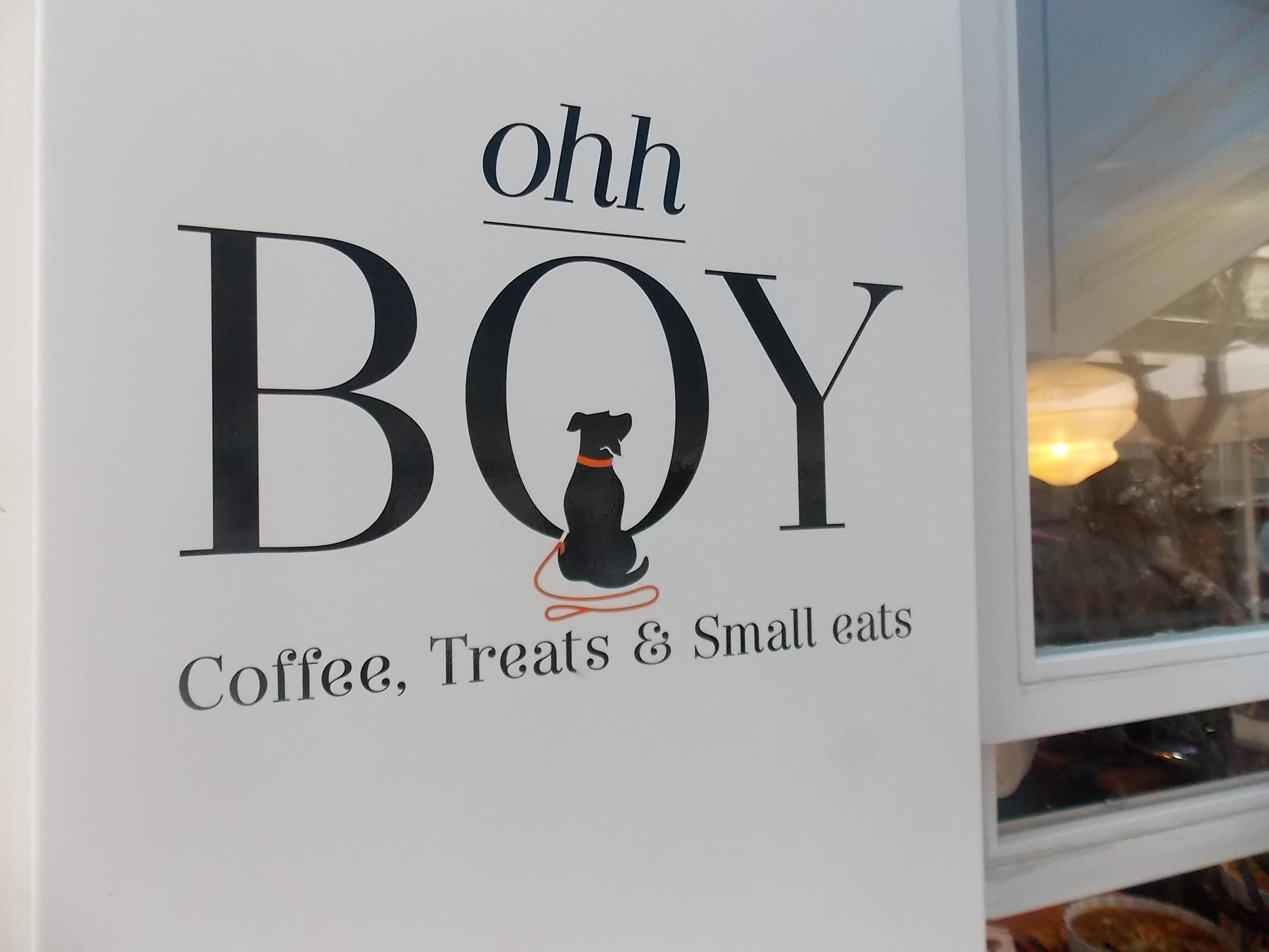 Ένα ηλιόλουστο πρωινό στο Ohh Boy.