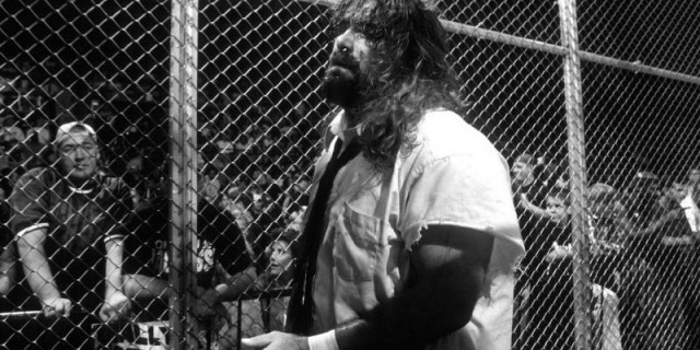 Mick Foley Reflects On That Epic HELL IN A CELL Match With The ...