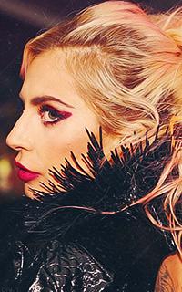 Lady Gaga Avatars 200x320 pixels Joanne22