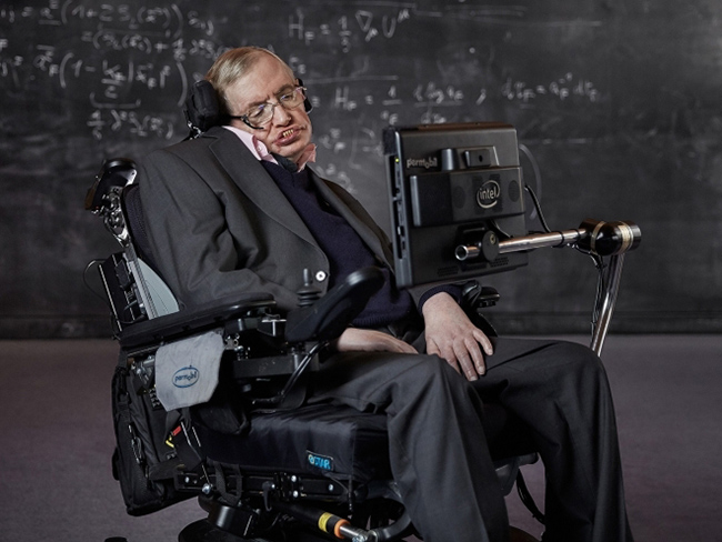 Stephen Hawking's book foreshadows a dubious future for people