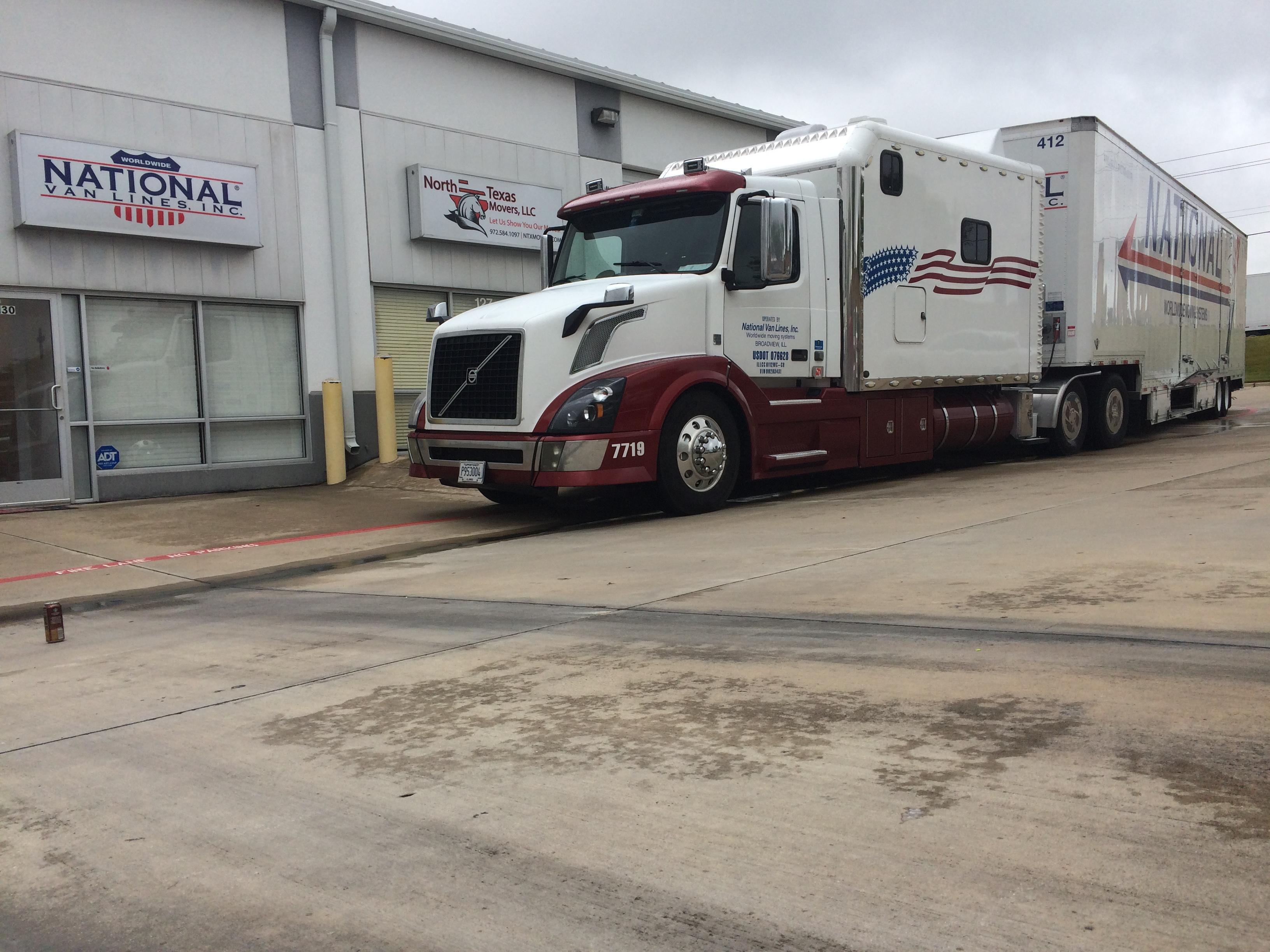 Movers Frisco TX