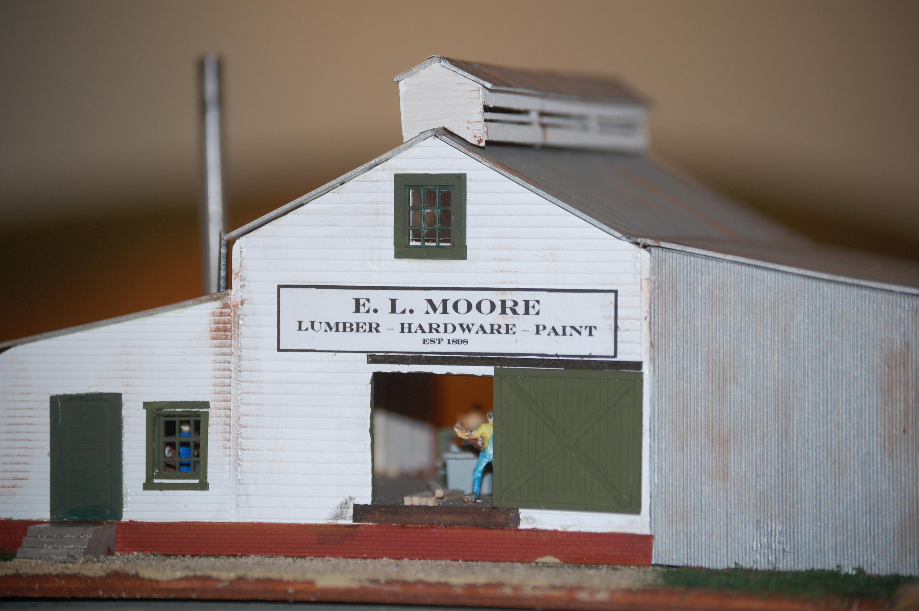E L Moore Lumber