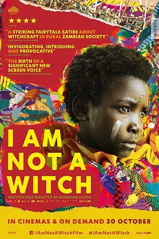 I Am Not A Witch 2017 BDRip